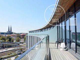 Uppsala im Radisson Blu Uppsala