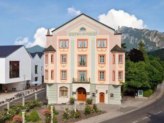 Urlaub Füssen im Hotel Hirsch