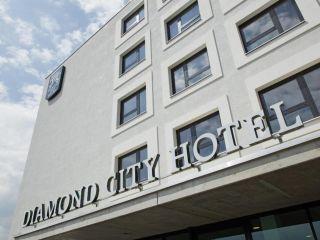 Tulln an der Donau im Diamond City Hotel