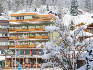 Grindelwald im Central Hotel Wolter