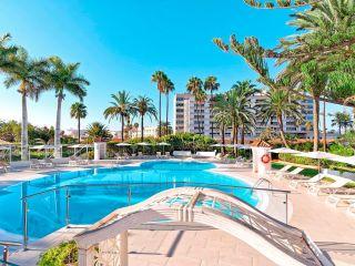 Playa del Inglés im Bungalow-Hotel Parque del Paraiso I
