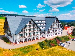 Urlaub Kurort Oberwiesenthal im Alpina Lodge Hotel Oberwiesenthal