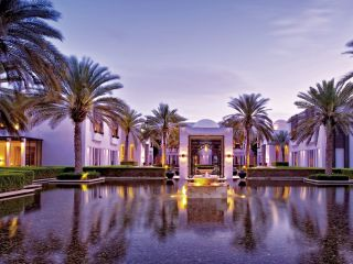 Muscat im The Chedi Muscat