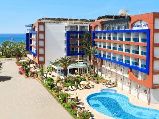 Alanya im Hotel Gardenia