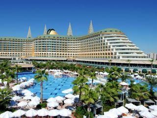Urlaub Lara im Delphin Imperial Resort Hotel