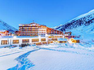 Obergurgl im Alpen Wellness Resort Hotel Hochfirst