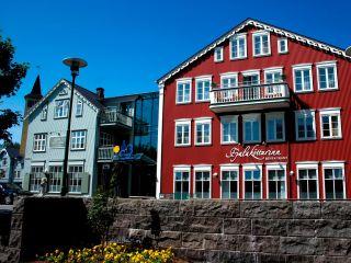 Reykjavik im Hotel Reykjavik Centrum