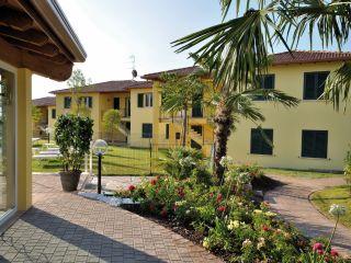 Urlaub Moniga del Garda im Residence Karina