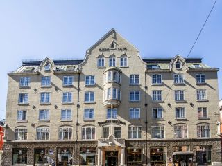 Oslo im Hotell Bondeheimen