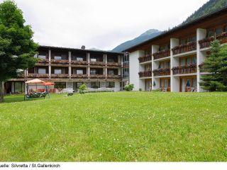 Urlaub St. Gallenkirch im Silvretta