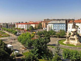 Urlaub Valladolid im Hotel Colón Plaza