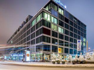 Luzern im Radisson Blu Hotel Lucerne