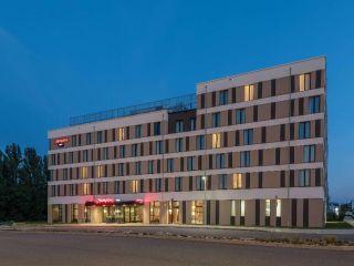 Freiburg im Breisgau im Hampton by Hilton Freiburg