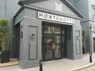 Cork im The Montenotte Hotel