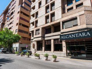 Cáceres im Hotel Alcántara