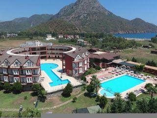 Urlaub Adrasan im Adrasan Klados Hotel
