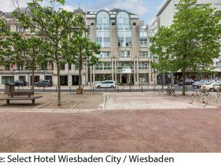 Wiesbaden im Select Hotel Wiesbaden City