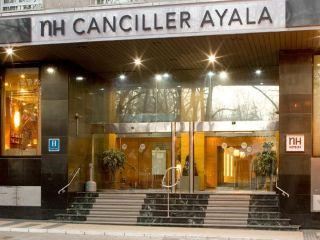 Vitoria-Gasteiz im NH Canciller Ayala Vitoria