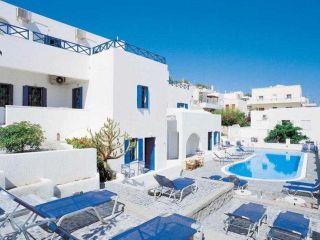Urlaub Fira im Nissos Thira Hotel