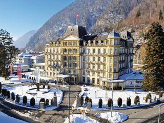 Interlaken im Lindner Grand Hotel Beau Rivage