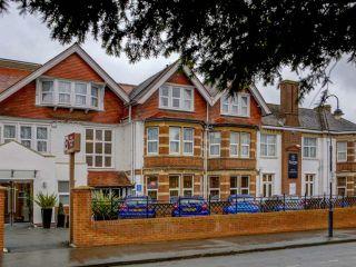 Oxford im Best Western Plus Oxford Linton Lodge Hotel