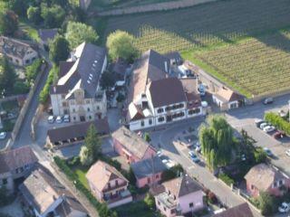 Rouffach im Domaine de Rouffach