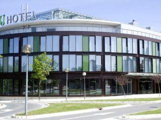Vitoria-Gasteiz im Zenit Jardines de Uleta Suites