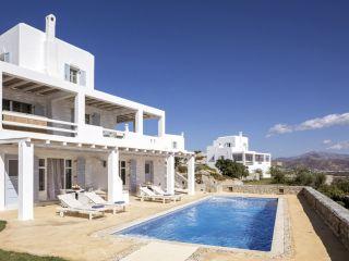 Urlaub Naxos Stadt im Naxian Collection Luxury Villas & Suites