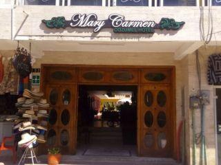 Urlaub Cozumel im Mary Carmen Hotel