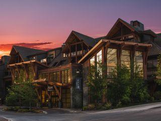 Canmore im Solara Resort & Spa