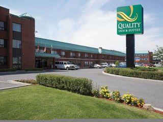Montreal im Quality Inn & Suites P.E. Trudeau Airport