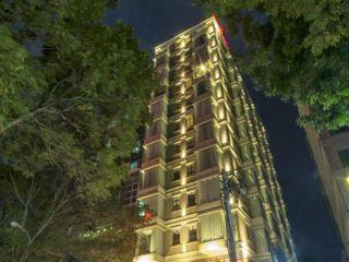 Ho-Chi-Minh-Stadt im Sonnet Hotel