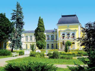 Urlaub Frantiskovy Lázne im Kurhaus Goethe