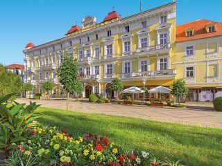 Urlaub Frantiskovy Lázne im Kurhaus Savoy