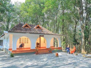 Anappara im Duke's Forest Lodge