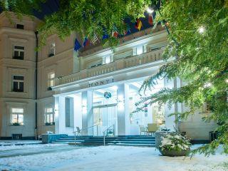 Urlaub Frantiskovy Lázne im Monti Spa Hotel