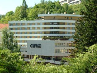 Jachymov im Kurhaus Curie