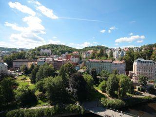 Urlaub Karlovy Vary im Hotel Thermal