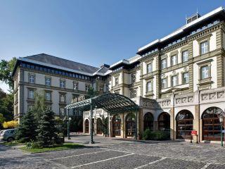 Budapest im Ensana Grand Margaret Island Health Spa Hotel
