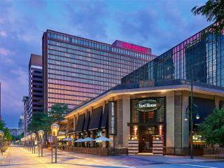 Urlaub Denver im Sheraton Denver Downtown Hotel