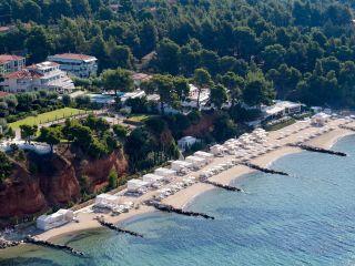 Urlaub Nikiti im Danai Beach Resort & Villas