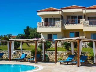Urlaub Afytos im Blue Bay Hotel