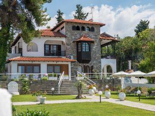 Urlaub Nea Kallikrateia im Georgalas Sun Beach Villa
