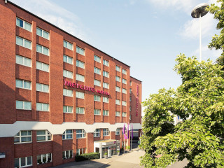 Duisburg im Mercure Hotel Duisburg City