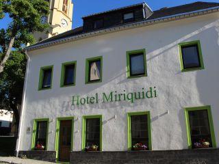 Kurort Oberwiesenthal im Hotel Miriquidi