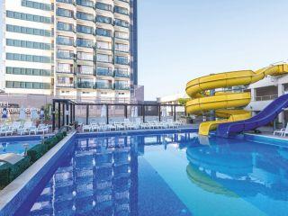 Urlaub Sonnenstrand im Burgas Beach Hotel