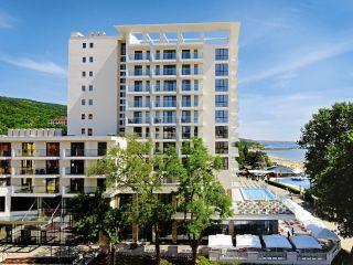 Urlaub Goldstrand im Grifid Hotel Metropol
