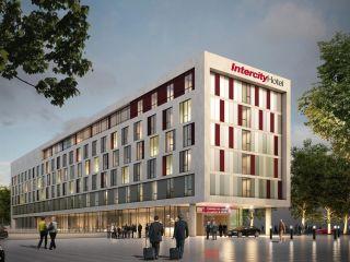 Duisburg im IntercityHotel Duisburg