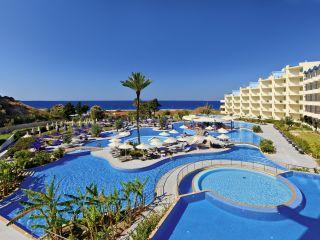 Urlaub Ixia im Atrium Platinum Luxury Resort Hotel & Spa