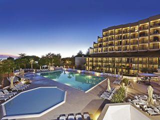 Urlaub Porec im Hotel Materada Plava Laguna